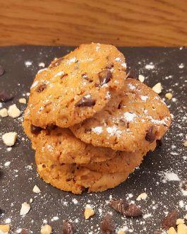 Le biscuit chocolat et nougat de Montélimar